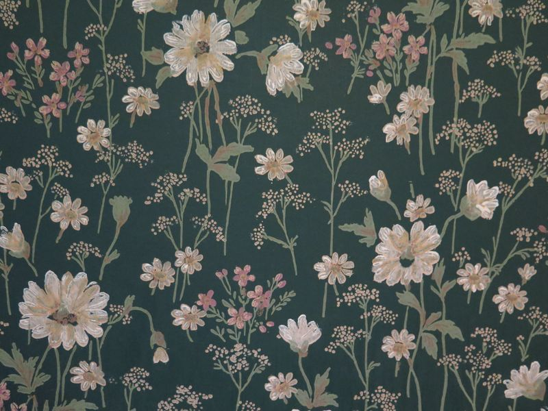 Buying and Using Vintage Wallpaper—You Can Do It!