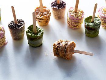No-Churn Yogurt Pops—Like Eating Ice Cream for Breakfast!