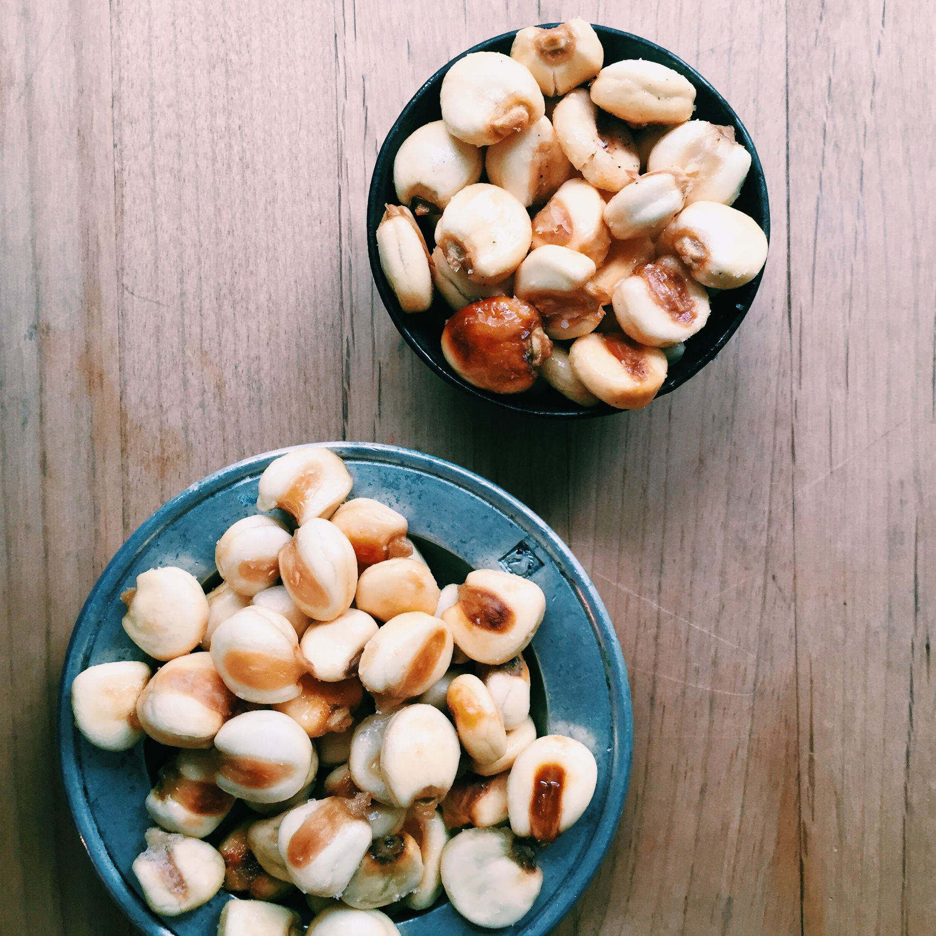 How to make homemade corn nuts for Food52 bar nuts