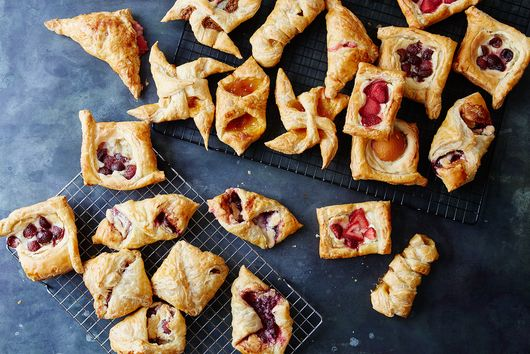 How to Make Danishes at Home (Even with Store-Bought Pastry Dough!)