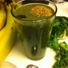 Kale & Ginger Smoothie