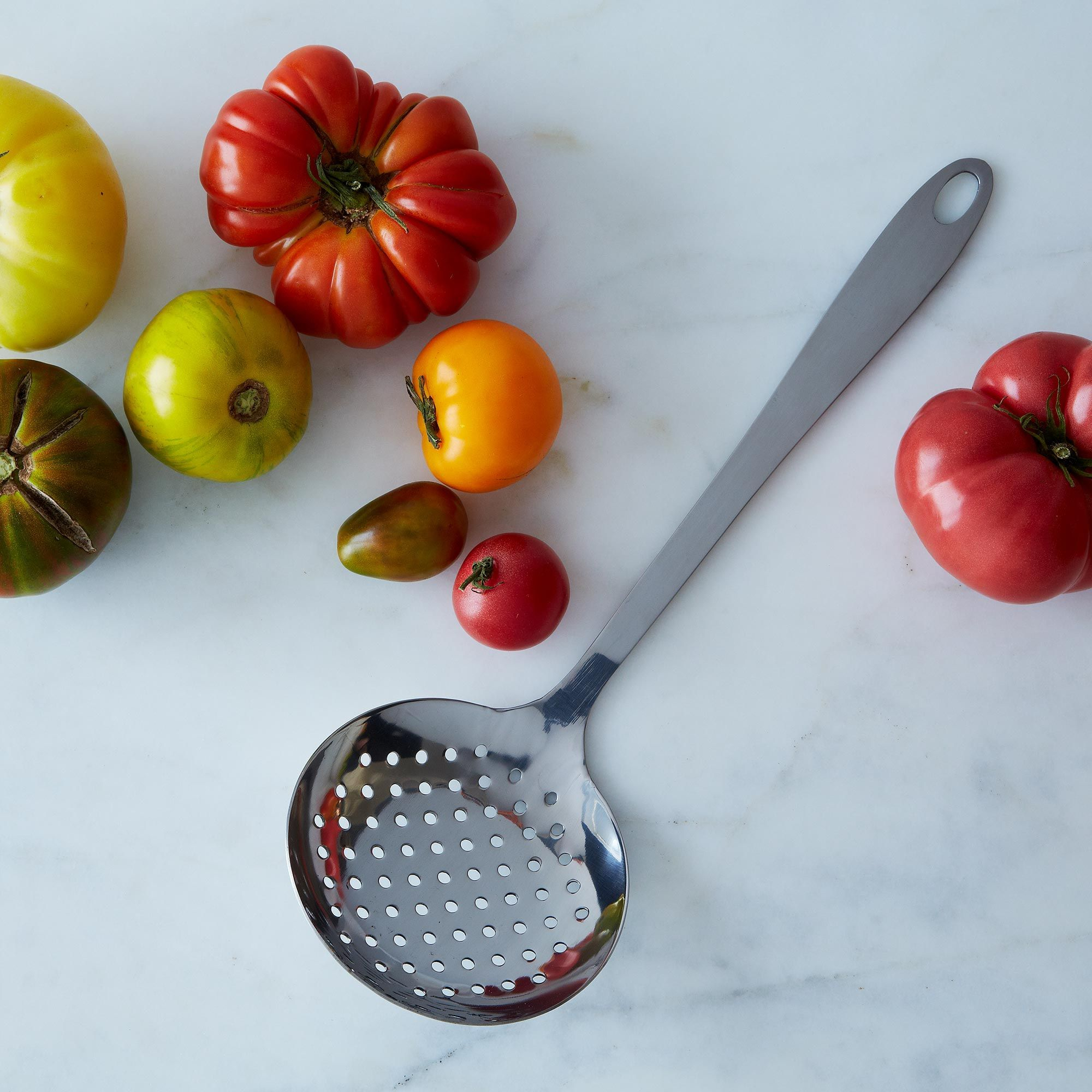 Stainless Steel Perforated Spoon on Food52