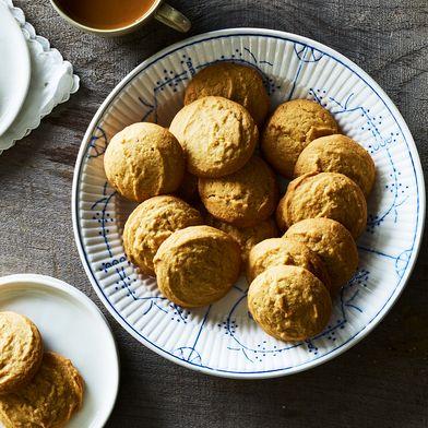 Peanut Butter-Sesame Cookies