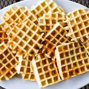 8121271d a8d4 4c17 8b47 1c0f30457664  plate of waffles