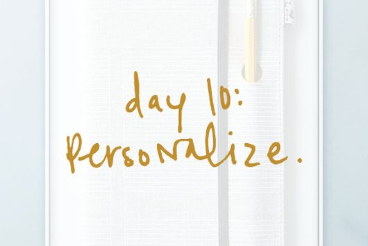 10 Ways to Personalize Inexpensive, Cliché, or Otherwise Everyday Gifts