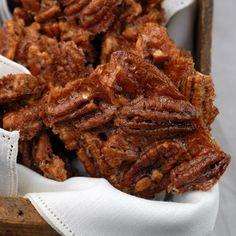 Cinnamon Pecan Brittle