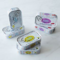 Portuguese Sardines in Olive Oil (6-Pack)