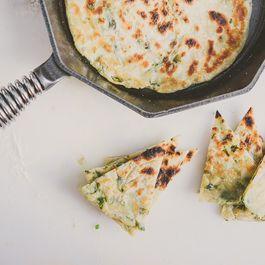 Simple Scallion Pancakes