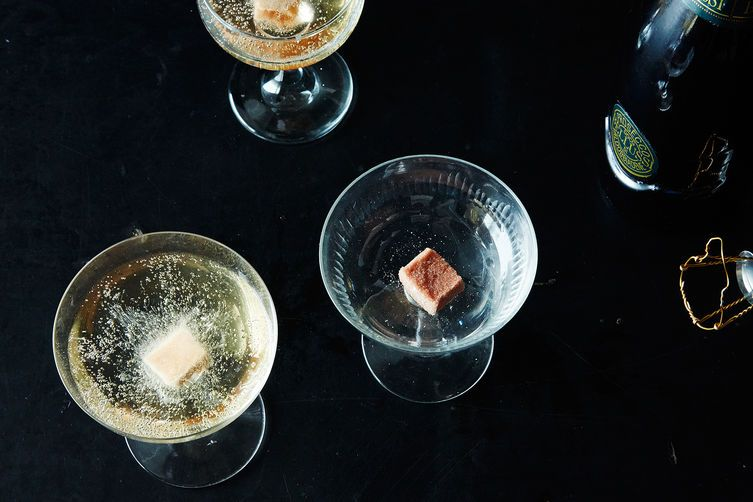 how to make own sugar cubes