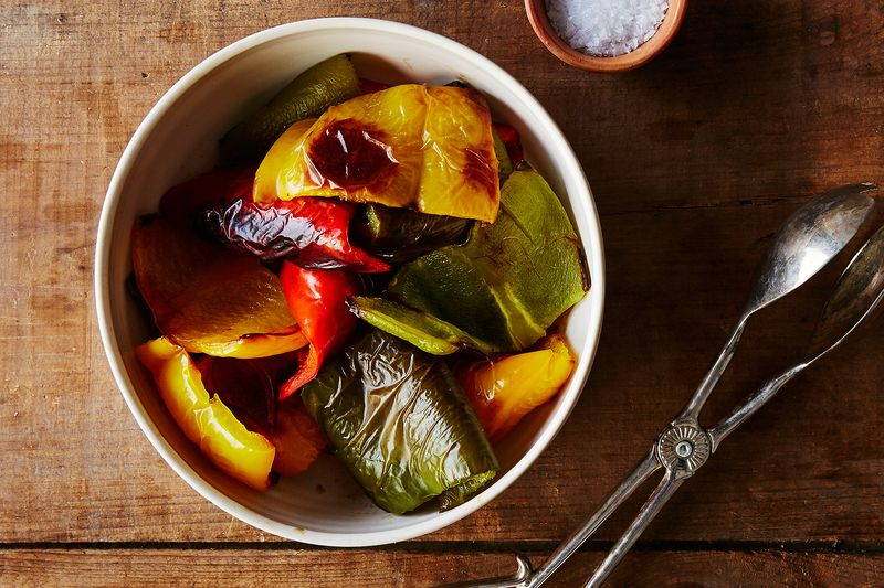 Forever-Roasted Bell Peppers
