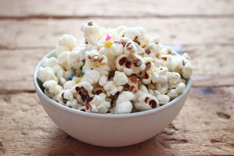 Sweet-and-Salty Party Popcorn