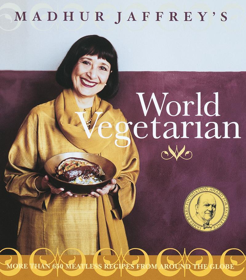'Madhur Jaffrey's World Vegetarian' (1998).