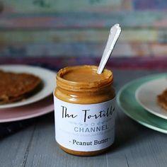 Easy organic peanut butter