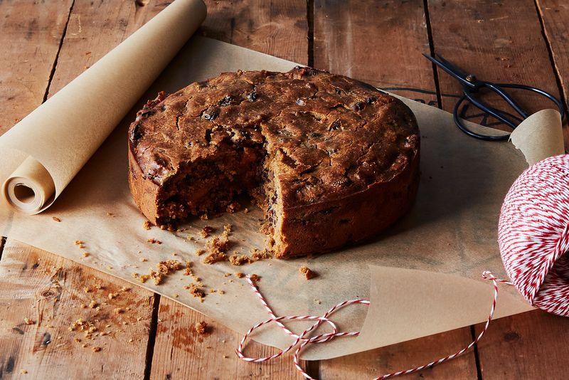 This Fruitcake Is Over 100 Years Old