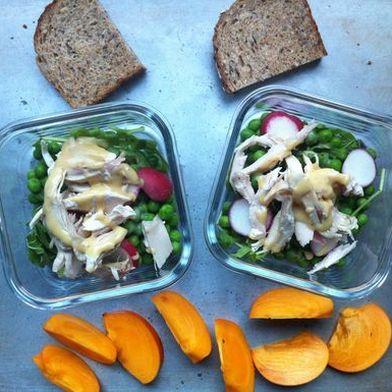 Refrigerator Chicken Salad