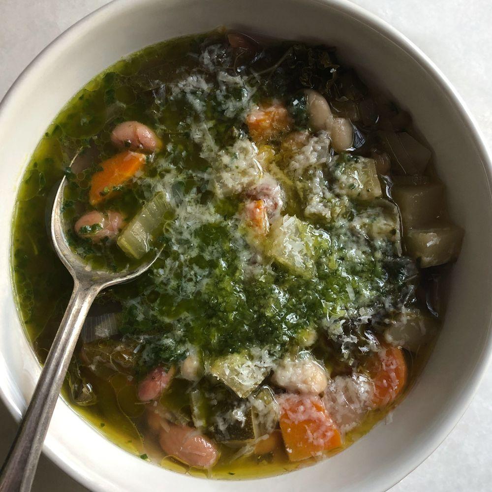 Soupe au Pistou Von Jody Williams