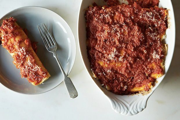 Manicotti from Food52