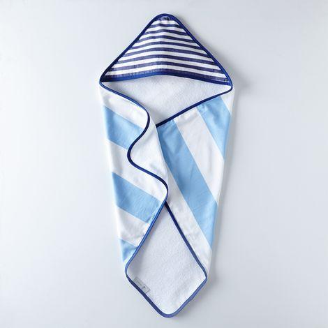 Seashore Baby Hooded Towel
