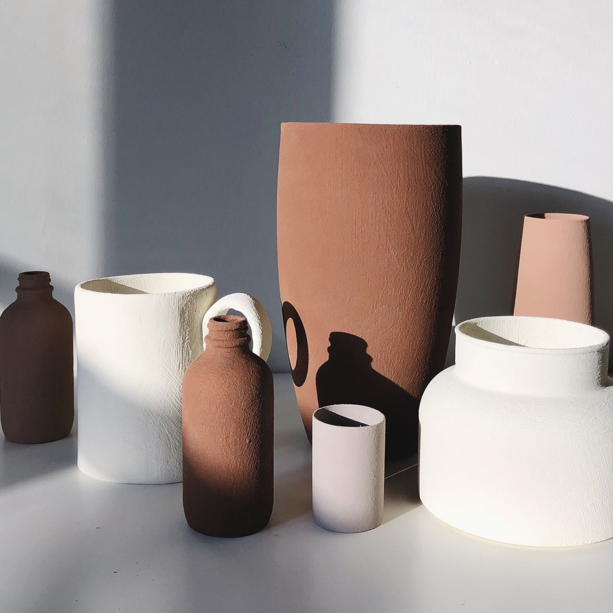 Diy Terracotta Paint Hack How To Upcycle Old Vases