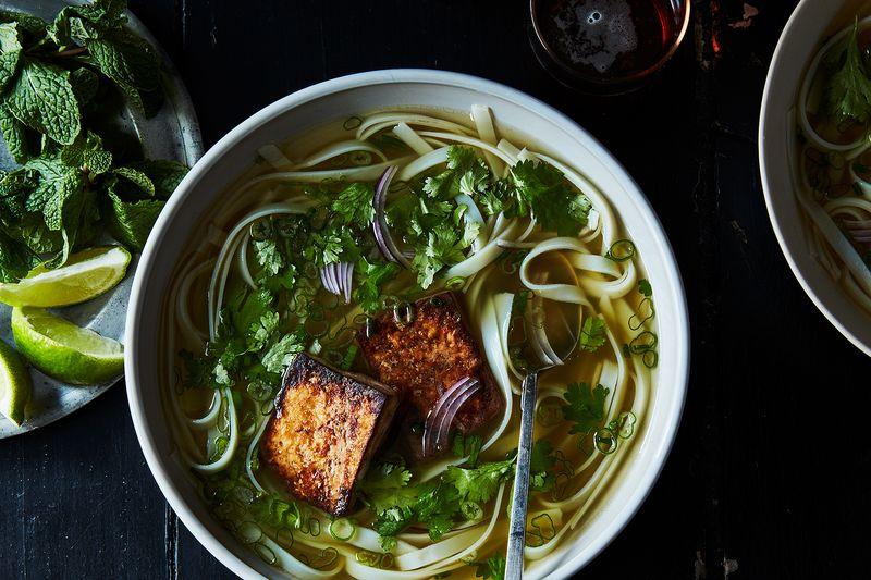 Andrea Nguyen's Vegan