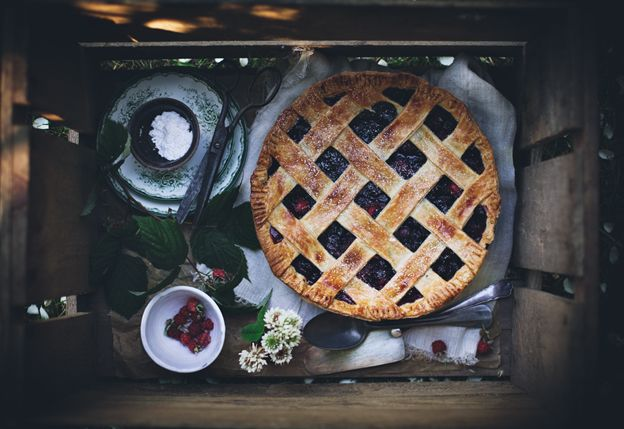 The Best Berry Pie