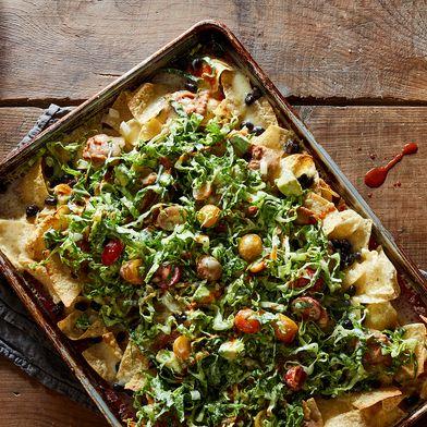 Salad Nachos