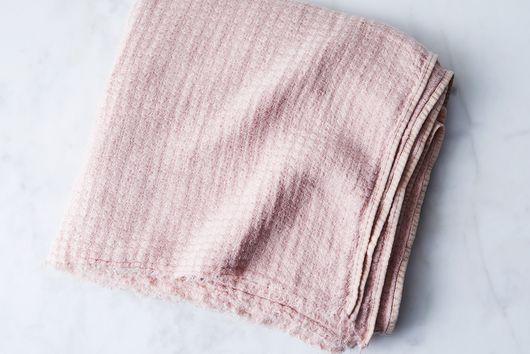 Simple Linen Throw