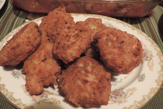 Old South Salmon Croquettes