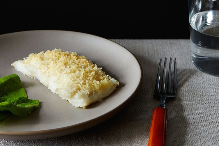 Baked Halibut on Food52