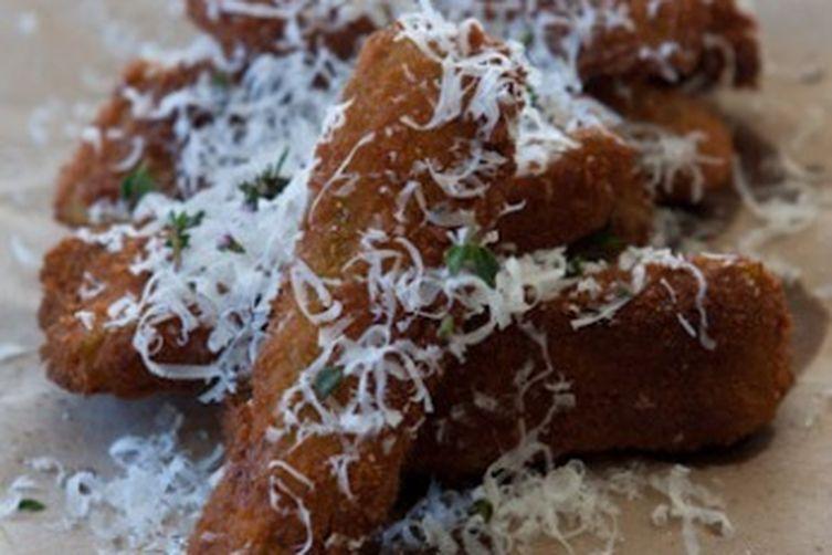 Crunchy Cardoons