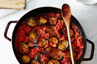 E49a4662 0555 4935 9046 7e1bb58b41c7  2015 0615 purnima gargs eggplant and tomato curry james ransom 001