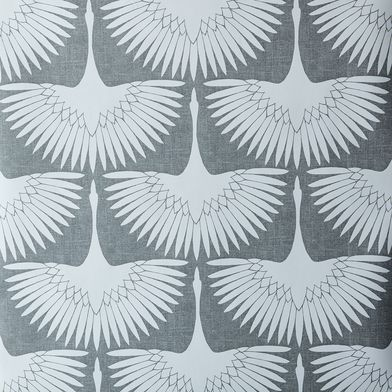 Self-Adhesive Wallpaper, Feather Flock