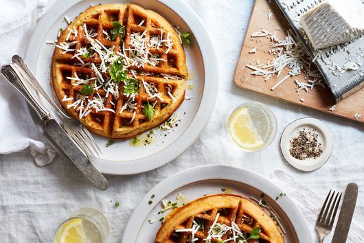 This Spiced, Herby Waffle Is Breaking Breakfast Boundaries