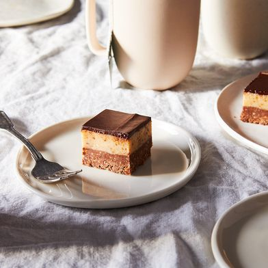 A Decadent No-Bake Praline I Grew to Love After Leaving My Home Country