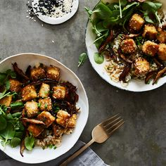 Hands-Off, No-Fry Tofu (It's Crispy, Too)