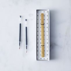 Rollerball Pen & Ink Refill