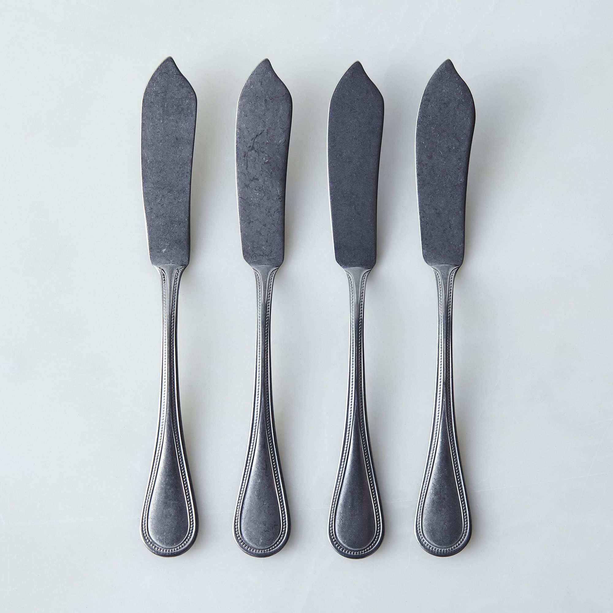 American-made Coventry Flatware Spreader (set Of 4)
