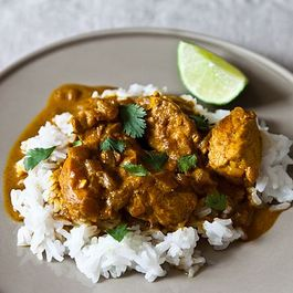 curry by Caroline Bailey