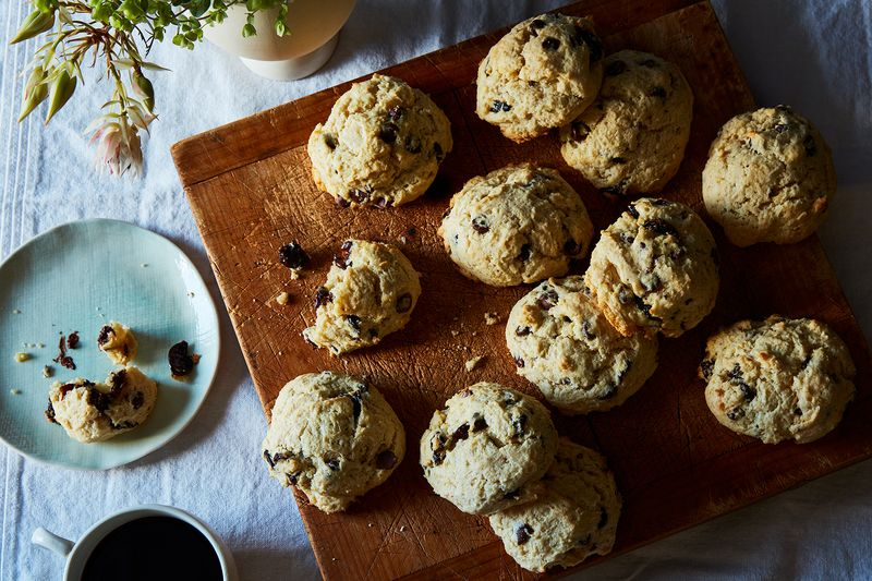 David Burtka's Chocolate and Cherry Scones