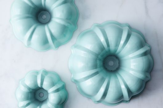 Nordic Ware Mint 3-Tiered Bundt Pan Set