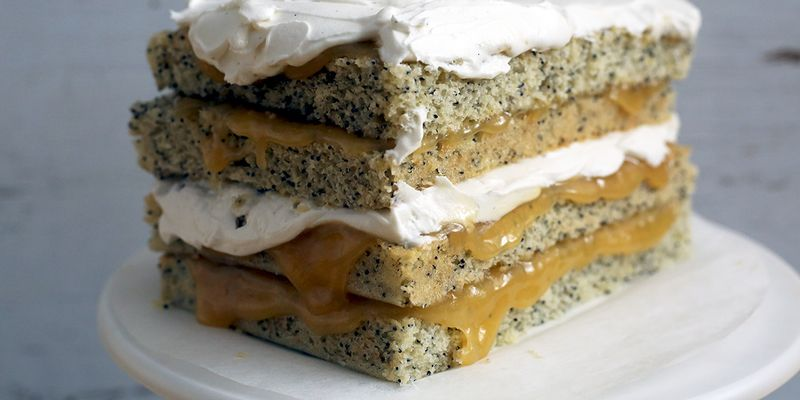 It's also got lemon poppyseed *and* lemon curd—because why not?