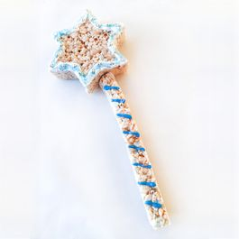 Rice Krispies #TreatsForToys – Magic Wand