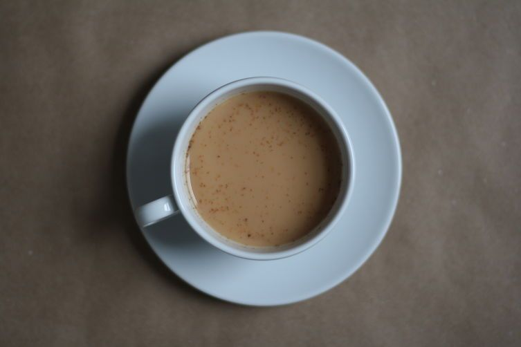 Vanilla Bean Chai Syrup from Food52