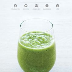 Green Grappler Smoothie