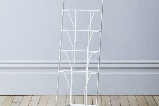 Steel Magazine Rack
