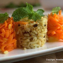 Rice by Priyang Vyas