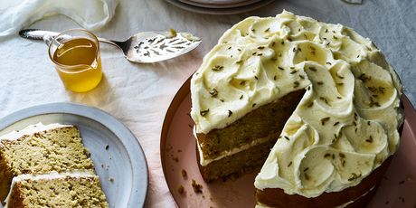 Plus, a swoosh-friendly cream cheese frosting.