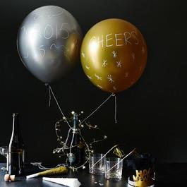 Chalkboard Balloon Kit