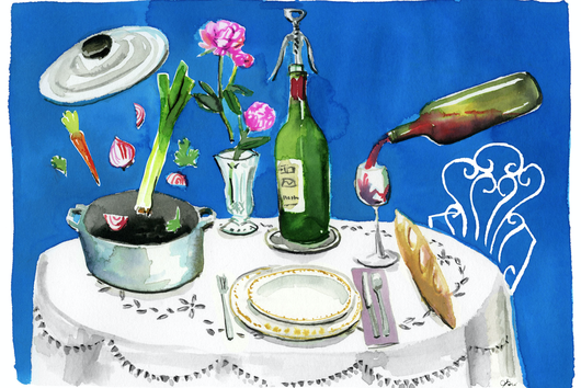 My French Mother-in-Law's Guide to Success in Food (& Life)