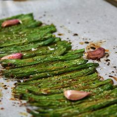 Roasted String Beans